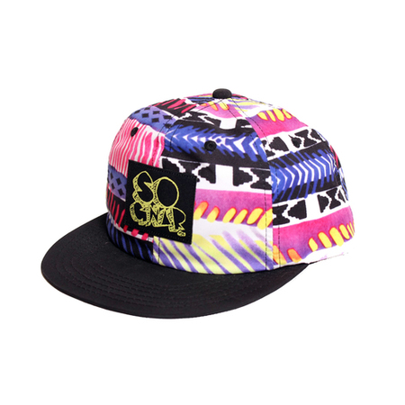 Ball Caps & Snapbacks - So-Gnar Retro 90's Throwback