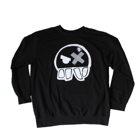 Hoodies - So-Gnar X-Face Crew