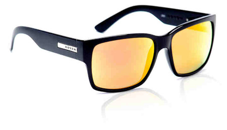 Sunglasses - Hoven Vision MOSTEEZ Black Gloss Polarized