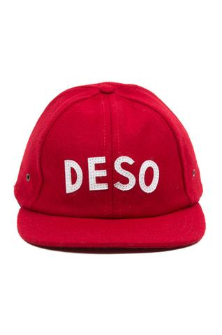 Accessories - Desolation Supply Co Melton Wool Cap