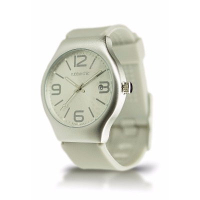 Relojes - Rubberchic Reloj Pulse White