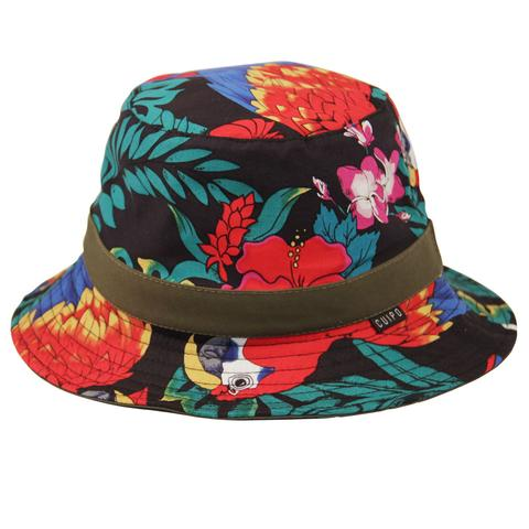 Tees - Cuipo Macaw Bucket Hat