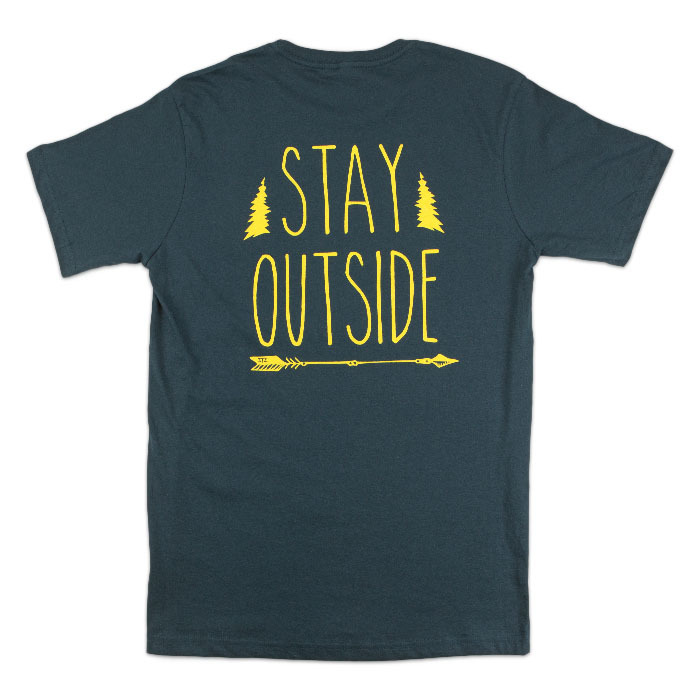 Tees - STZ Stay Outside