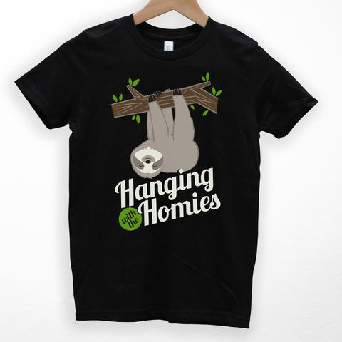 Tees - Cuipo Hanging With the Homies Youth Tee