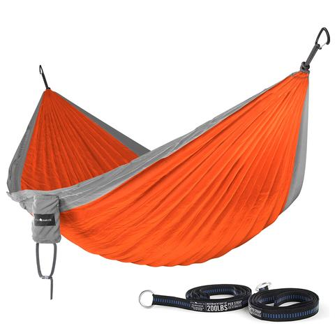 Tees - Cuipo Little River Co. Double Hammock with Straps
