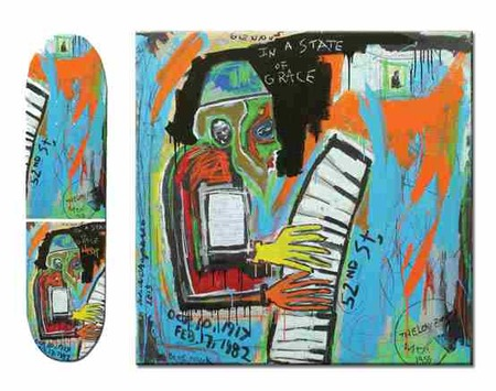 "Boards - Worship Skateboards ""Thelonious Monk"""