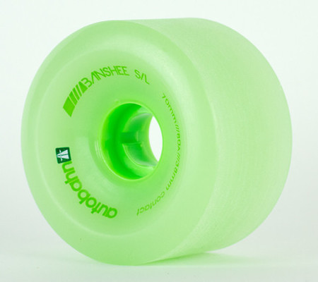 Wheels - Autobahn Banshee 70mm 80a Glow Limited Edition