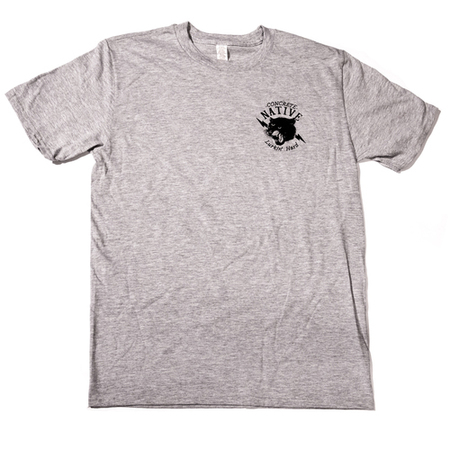 Tees - Concrete Native The Stalker Tee • Organic