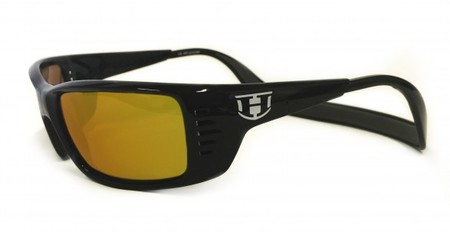 Hoven Vision MEAL TICKET Black Gloss / Fire Chrome Polarized