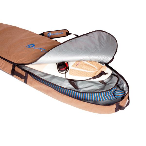 Bags & Backpacks - Wave Tribe Global Longboard Travel Boardbag