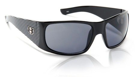 Sunglasses - Hoven Vision RITZ Black Sinatra / Grey