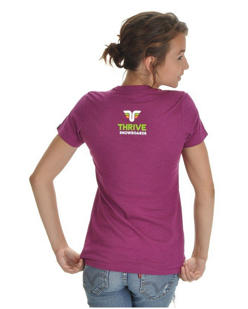 Tees - Thrive THRIVE WOMENS LOGO T-SHIRT