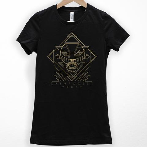 Tees - Cuipo Rainforest Trust Panther Womens