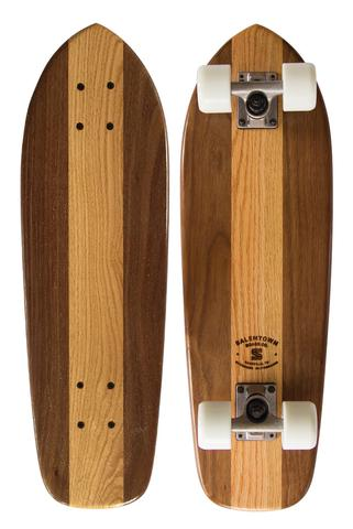 Boards - Salemtown Board Co The Cumberland (Oak/Walnut Cruiser)