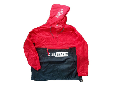 Hoodies - So-Gnar Two-Tone Sub Windbreaker