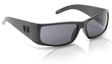 Sunglasses - Hoven Vision THE ONE Black on Black / Grey Polarized