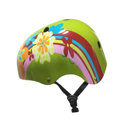 Cascos - Tuxs Casco Flowers