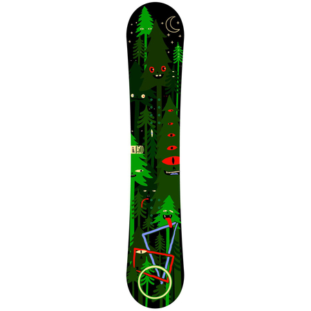 Tablas - Vio Snowboards Tabla de Snowboard Pineral