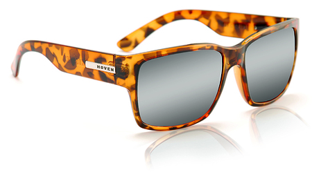 Sunglasses - Hoven Vision MOSTEEZ Animal Tort Polarized