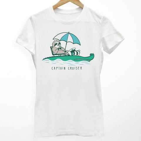 Tees - Cuipo Captain Cruisers Tee