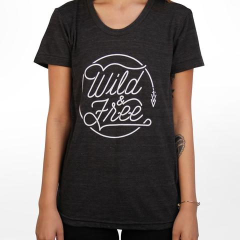Tees - Cuipo Wild and Free Tee