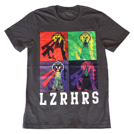 Tees - So-Gnar Denver Laser Horse