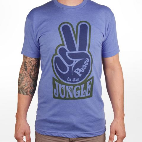 Tees - Cuipo Peace In The Jungle Tee