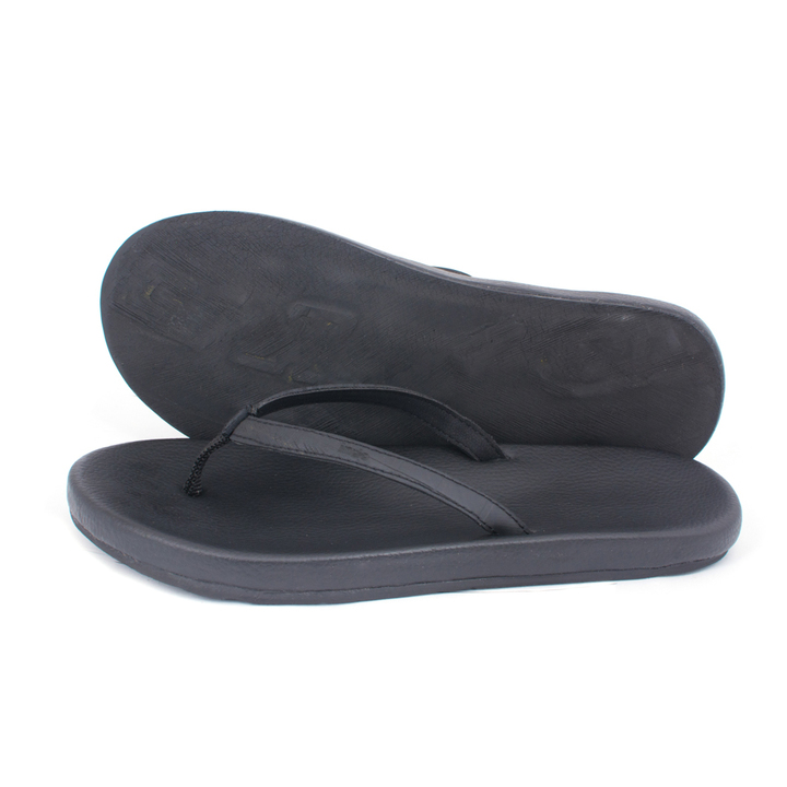 More - indosole Double 6 - Black