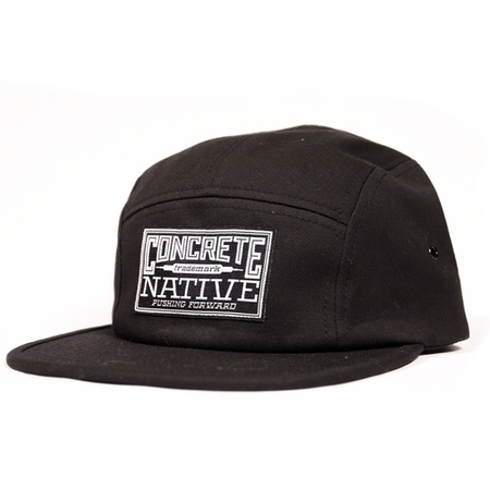 Ball Caps & Snapbacks - Concrete Native Excursions 5-Panel Hat
