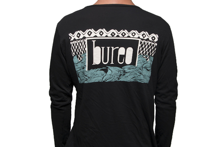 Long Sleeve - Bureo Skateboards Bureo Long Sleeve Shirt