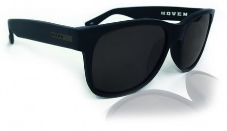 Sunglasses - Hoven Vision LIL RISKY Black on Black Matte