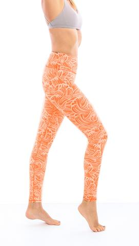 Leggings - Okiino Bali Waves Leggings