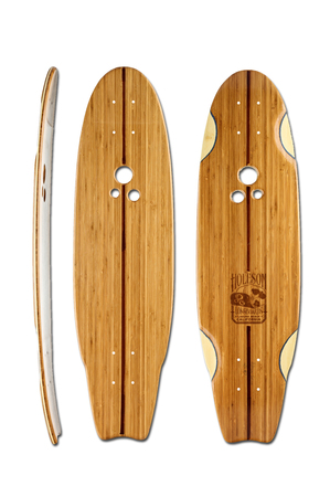 Boards - Holesom Longboards Biscuit - deck only