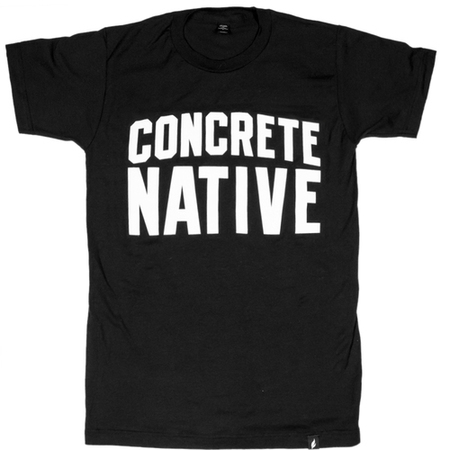 Tees - Concrete Native Brymar College Tee • Organic