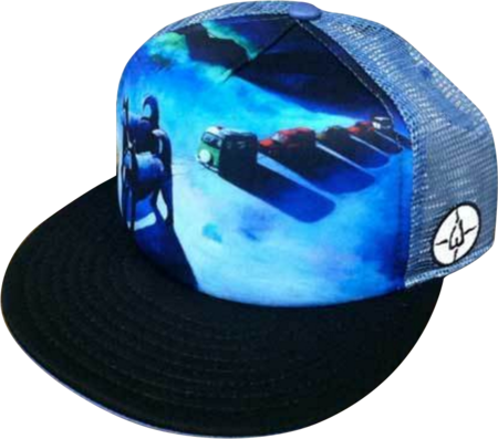 Worship Skateboards The Reliable Transportation Snapback