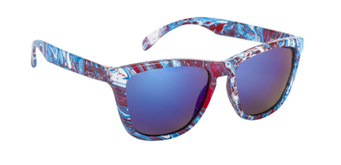 Sunglasses - Nectar Sunglasses RADIOACTIVE - 4TH OF JULY