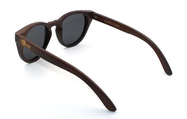 Sunglasses - The Fourth Gentlemen Ordesa (Dark Brown)