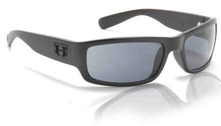 Sunglasses - Hoven Vision HIGHWAY Black on Black - Polarized