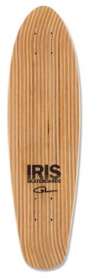 Boards - Iris Skateboards Rip Ride - Deck Only