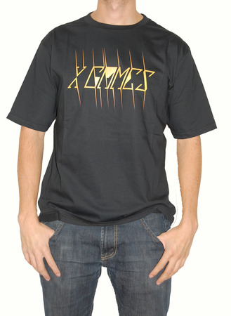 Mangas Cortas - X Games Remera Gradient