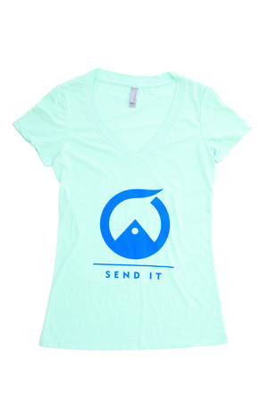 Tees - Send It  Women's Shirley V-Neck