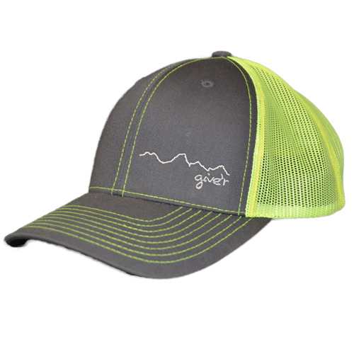 Ball Caps & Snapbacks - give'r Neon Trucker Hat