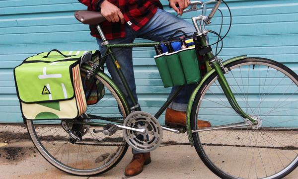 Gear - Green Guru Gear Double Dutch Dual Pannier