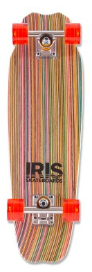 Boards - Iris Skateboards Hammer Head - Complete