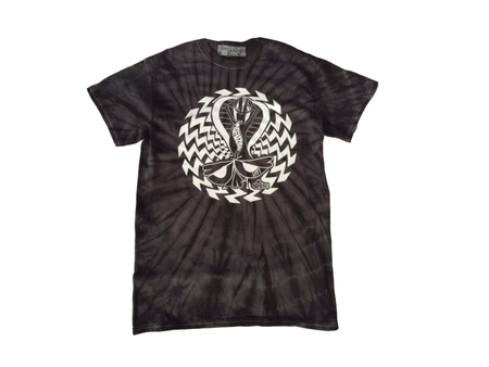 Tees - So-Gnar Cobra Tie-Dye Tee