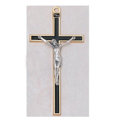 5 1 2 black crucifix