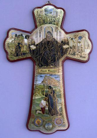 st. benedict cross 6.5 inches