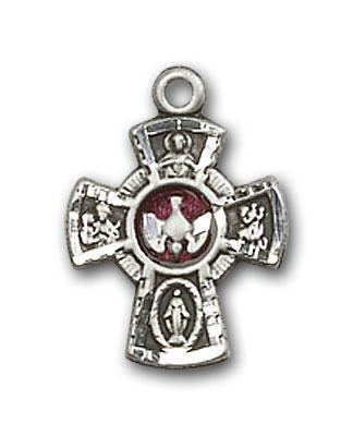 3145ESS Silver 5 Way medal
