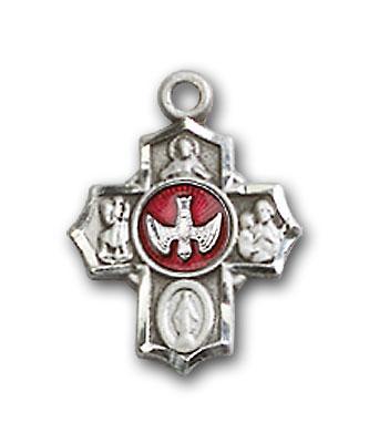 3190ESS Silver 5 Way medal