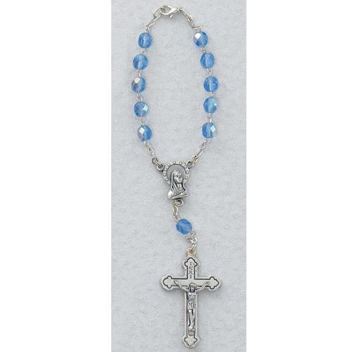 Zircon Auto Rosary